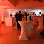 Für die passende Beleuchtung im Museum Angerlehner durfte GWH Event Engineering sorgen.