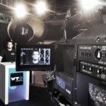 Ton- und Lichttechnik für die WT1 Wahlkampfarena kommt von GWH Event Engineering.