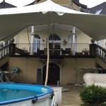 Unsere Stretchzelte aus Südafrika sind windfest, wasserdicht und bieten UV Schutz. Sie sind der Hingucker auf jedem Event.