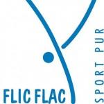 Das Logo des Sportverein Flic Flac.